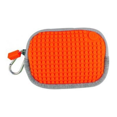 Kreatives Pixel Universaltäschchen Pixelbags orange B006