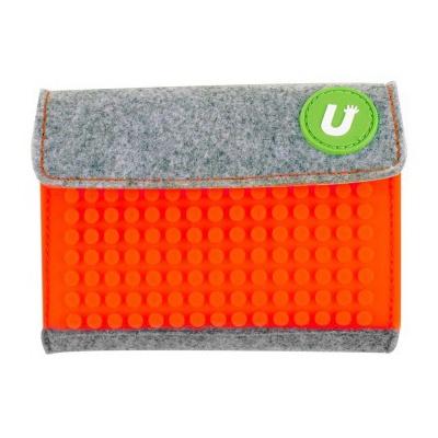 Kreative Pixel Geldbörse Pixelbags orange B007