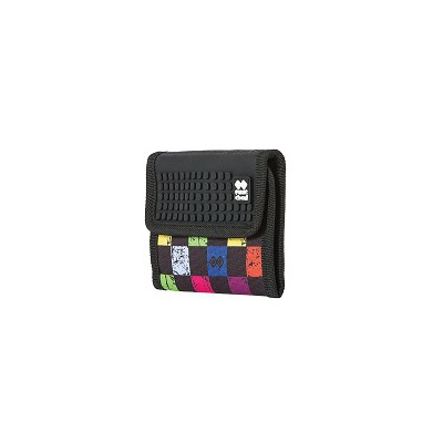 Kreative Pixel Geldbörse PIXIE CREW bunter Würfel PXA-10-16