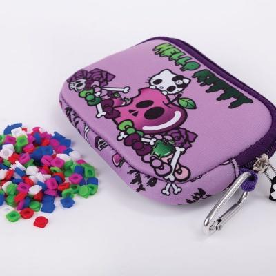 Kreatives Pixel Täschchen PIXIE CREW Hello Kitty lila PXA-08-89