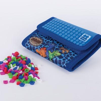 Kreative Pixel Geldbörse PIXIE CREW Dino PXA-10-90
