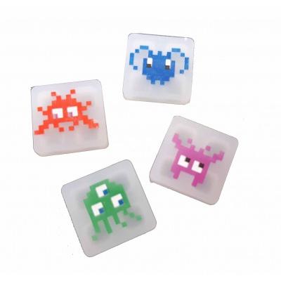 Kreatives Pixel Armband im Dunkeln leuchten - Digi