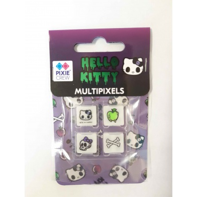 Multipixel Hello Kitty - Schädel