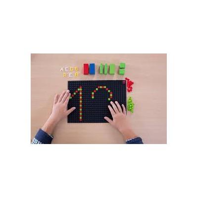 Kreative Pixel Spielplatte schwarz PXX-01-24