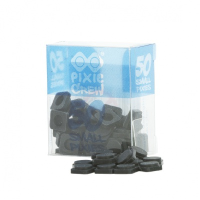 Kleine Pixel PIXIE CREW schwarz PXP-01-24