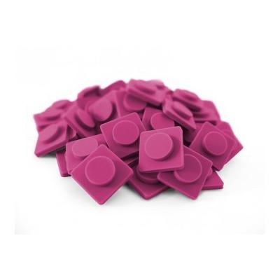 Kleine Pixel Pixelbags violett P002