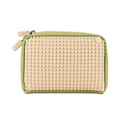 Kreative Pixel Handtasche Pixelbags beige B001